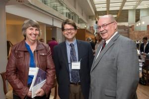 Director Cindy Crane, ELCA Mission Staff, and Bishop Jim Arends